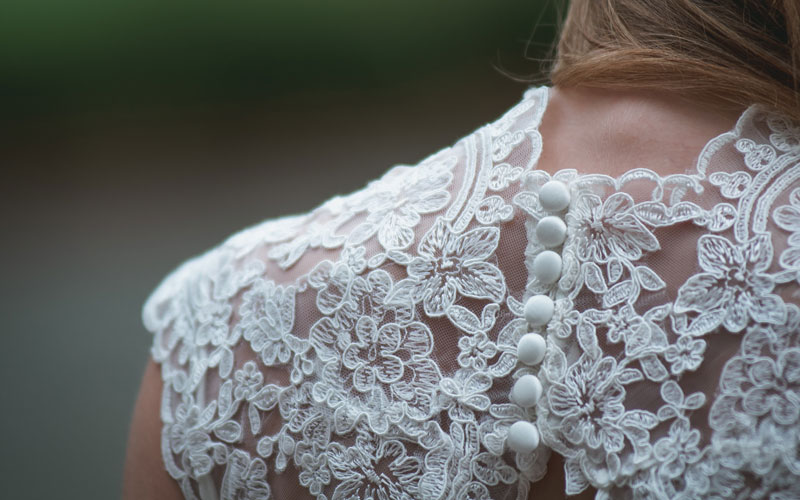Como criar o vestido de noiva dos teus sonhos