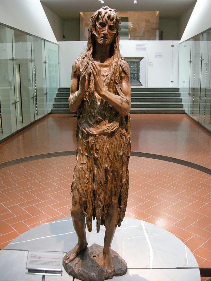 Maria Magdalena penitente. Foto de Saiko CC BY 2.5