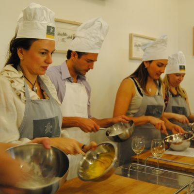 cooking courses in bologna