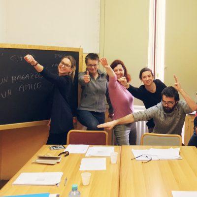 curso italiano en Bolonia