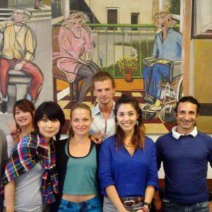 aprende italiano en Florencia