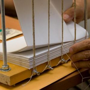 bookbinding course in Italy