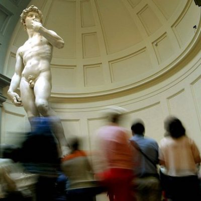 Art history course in Florence