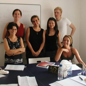 Italian language course in Liguria