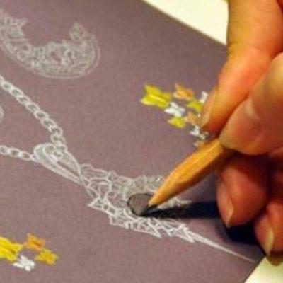 diseño y dibujo tecnico de joyas