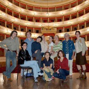 etudierl´ italien dans notre école à Modène