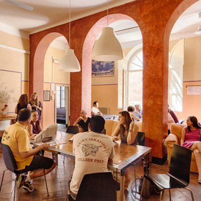 Italian course in Siena