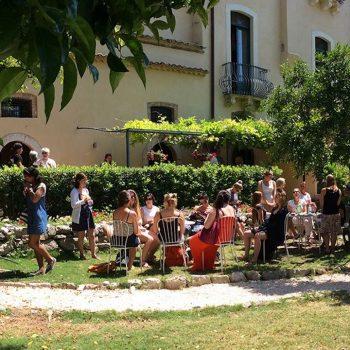 Italian course in Taormina