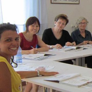 Italian course in Verona