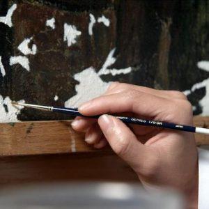 curso de restauración de pintura