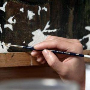 restauration de peinture à Florence