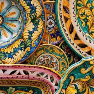cours de céramique en Italie
