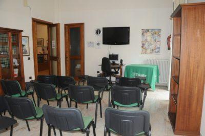 Salerno cinema room