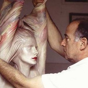 sculpture course in Italy
