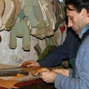 curso zapatería en piel Florencia