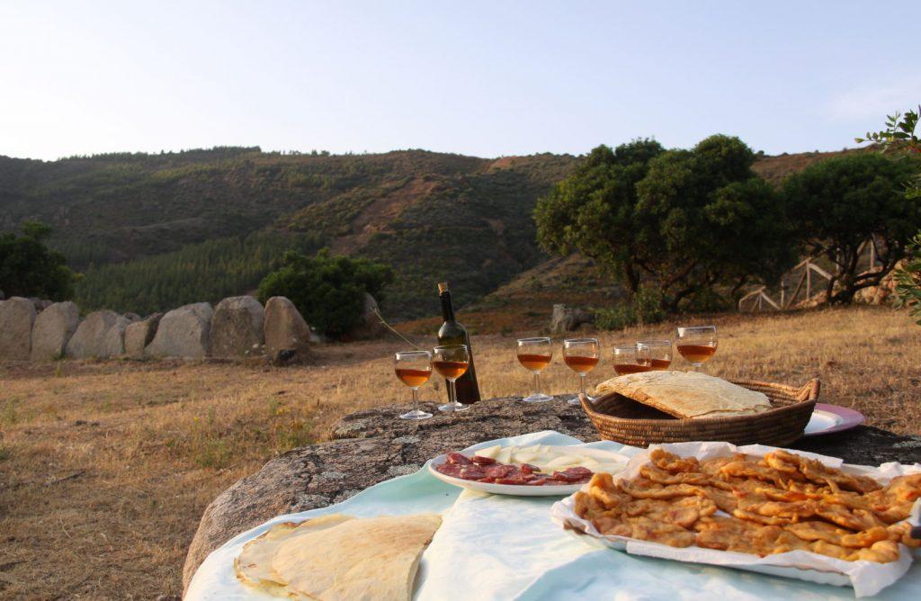 Vacaciones culturales y gastronomia en Vacaciones Geniales en Ogliastra, Cerdeña, Italia