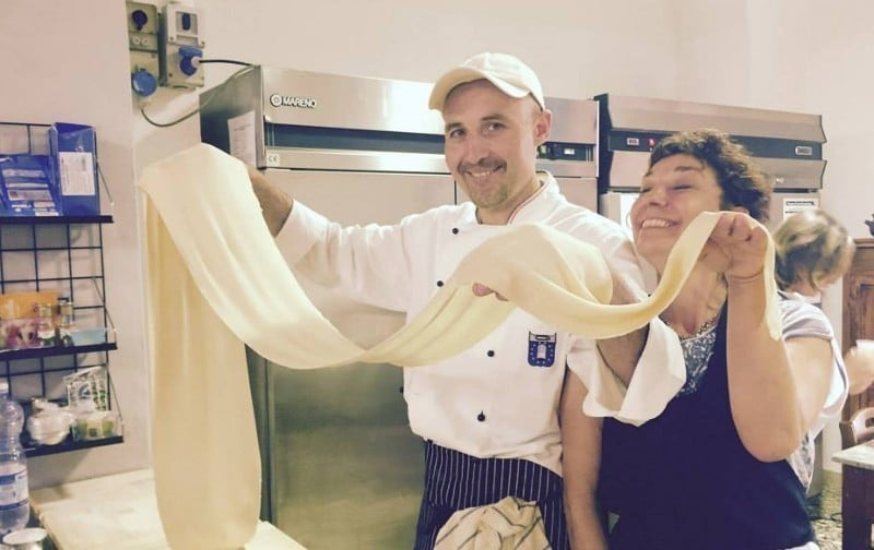 Curso de cocina en Siena - Cocina medieval en Toscana