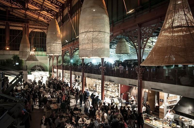 Mercato Centrale em Florença - Cursos de cozinha na Itália