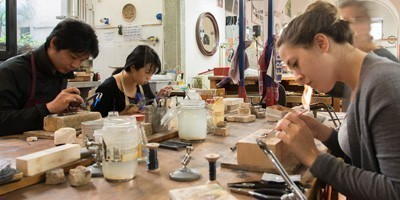 jewellery design school in italy