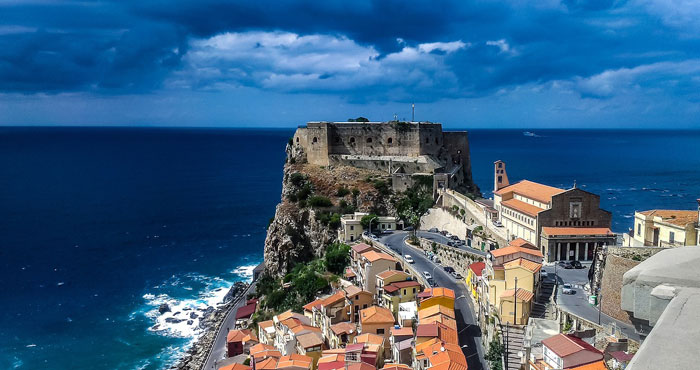Unusual Cities to Study Abroad in Italy - Tropea