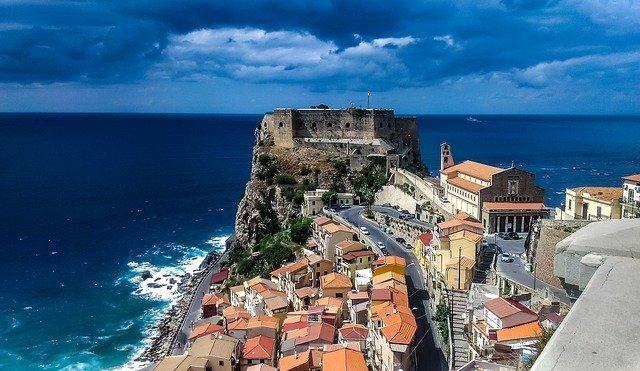 learn italian coast