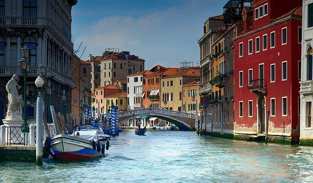 History of Art Course in Venice