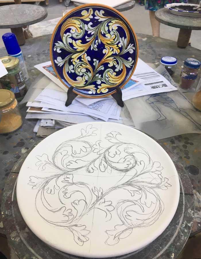 Pottery Course Sicily