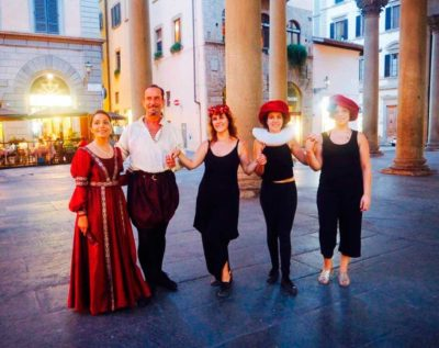 curso de danza renacentista
