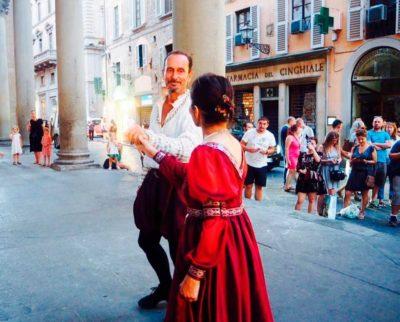 danza renacentista