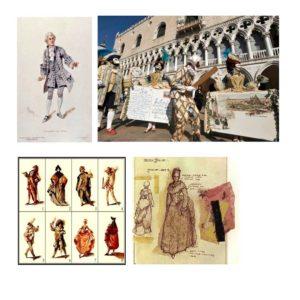 cours de création de costumes de théâtre