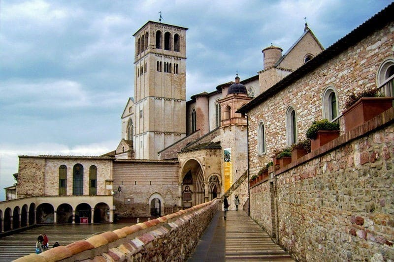 learn italian in assisi