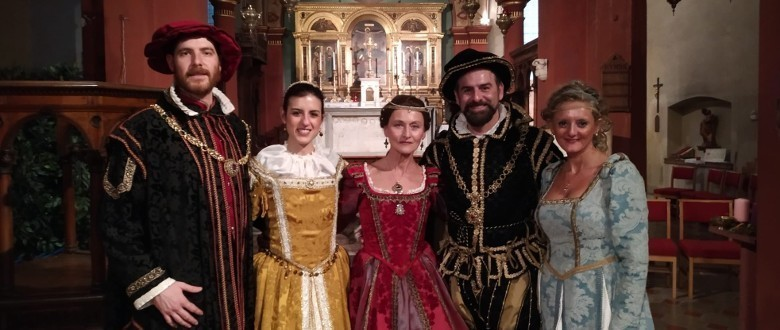 Renaissance Dance & Theatre Costume Design Courses in Florence