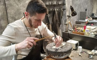 Career in Jewellery Design? 3 Reasons to study in Italy