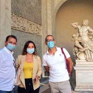 art history course in Rome