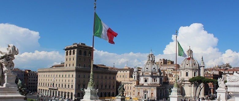 Italy, a safe travel-and-study destination in Europe