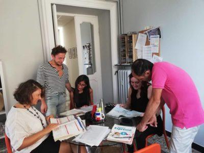 genova Italian school