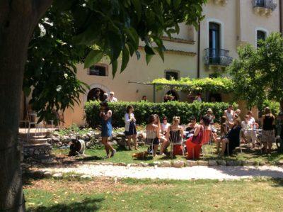 Taormina students