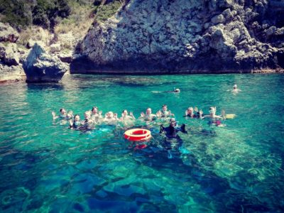 Italian and diving course