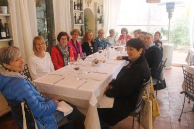 Italian senior course in Sicily