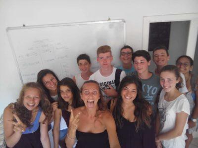Junior Italian program