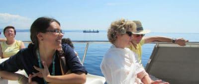 Trieste Italian activities